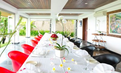 Sanur Residence Pool Side Dining | Sanur, Bali