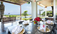 Sanur Residence Dining Area with Sea View | Sanur, Bali