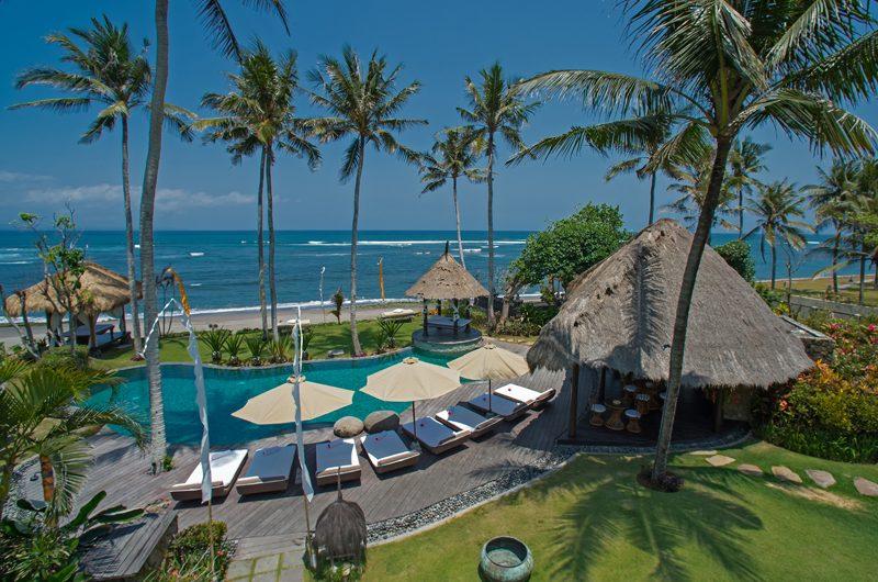 Taman Ahimsa Bird's Eye View | Seseh-Tanah Lot, Bali