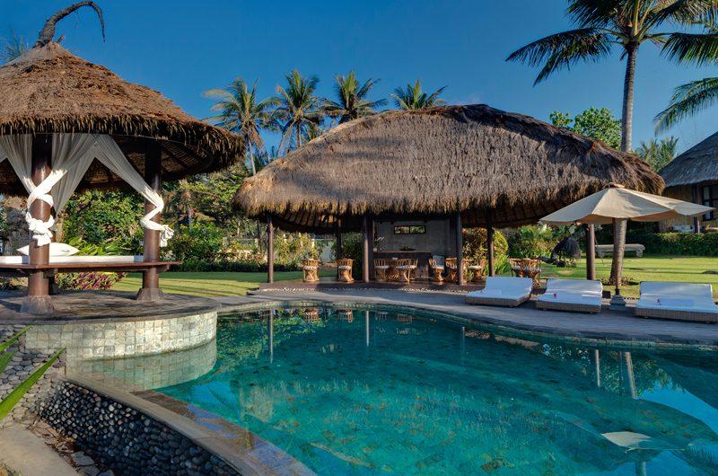 Taman Ahimsa Pool Side | Seseh-Tanah Lot, Bali