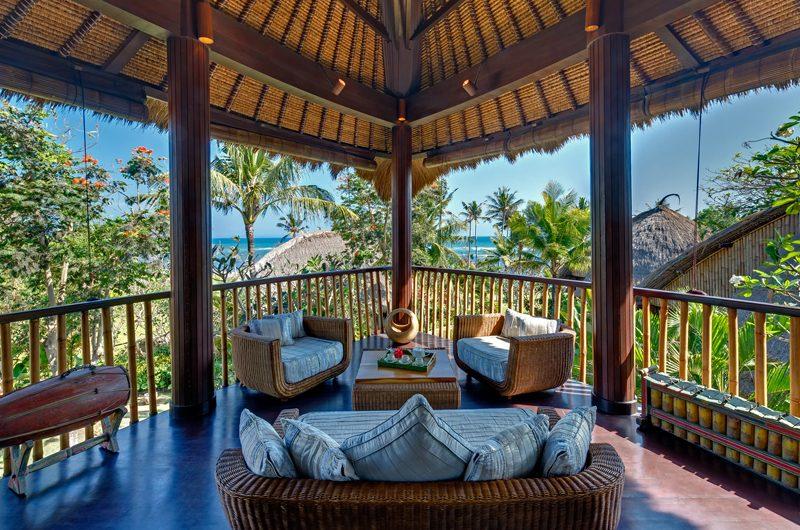 Taman Ahimsa Lounge | Seseh-Tanah Lot, Bali