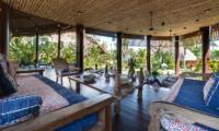 Taman Ahimsa Outdoor Lounge | Seseh-Tanah Lot, Bali