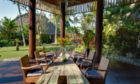 Taman Ahimsa Outdoor Dining | Seseh-Tanah Lot, Bali