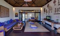 Taman Ahimsa Media Room | Seseh-Tanah Lot, Bali
