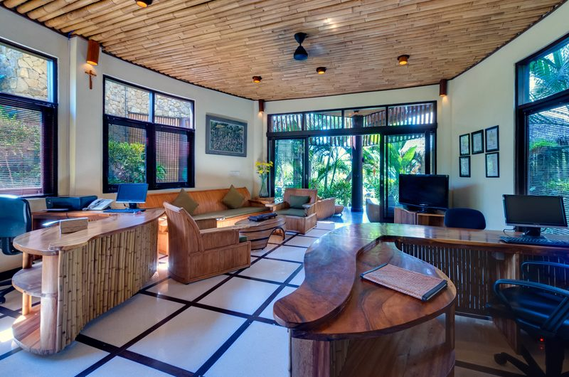 Taman Ahimsa Office | Seseh-Tanah Lot, Bali