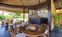 Taman Ahimsa Cabana Dining Area | Seseh-Tanah Lot, Bali