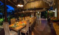 Taman Ahimsa Dining Room | Seseh-Tanah Lot, Bali