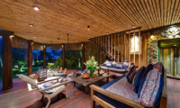 Taman Ahimsa Indoor Living Area | Seseh, Bali