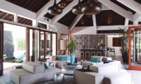 The Arsana Estate Indoor Living Area | Tabanan, Bali