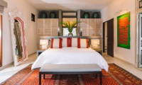 The Arsana Estate Bedroom with Seating Area | Tabanan, Bali