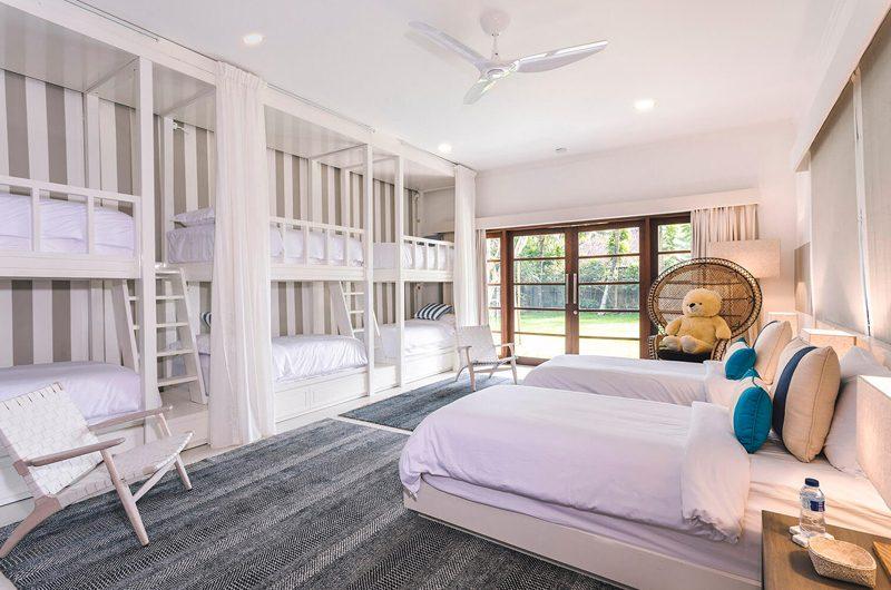 The Arsana Estate Bunk Beds with Garden View | Tabanan, Bali