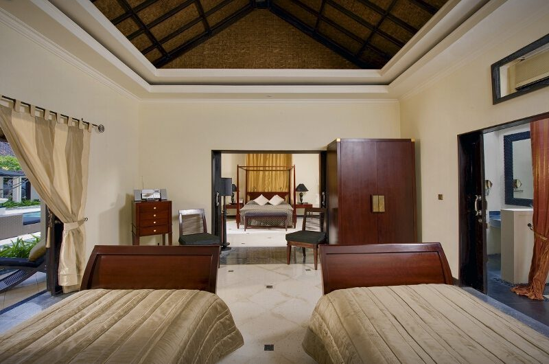 The Ylang Ylang Twin Bedroom | Gianyar, Bali