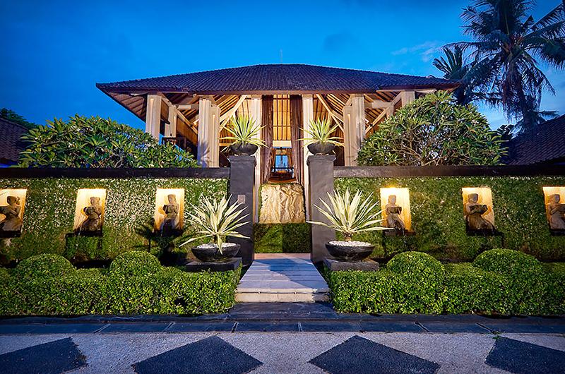The Ylang Ylang Main Entrance | Gianyar, Bali
