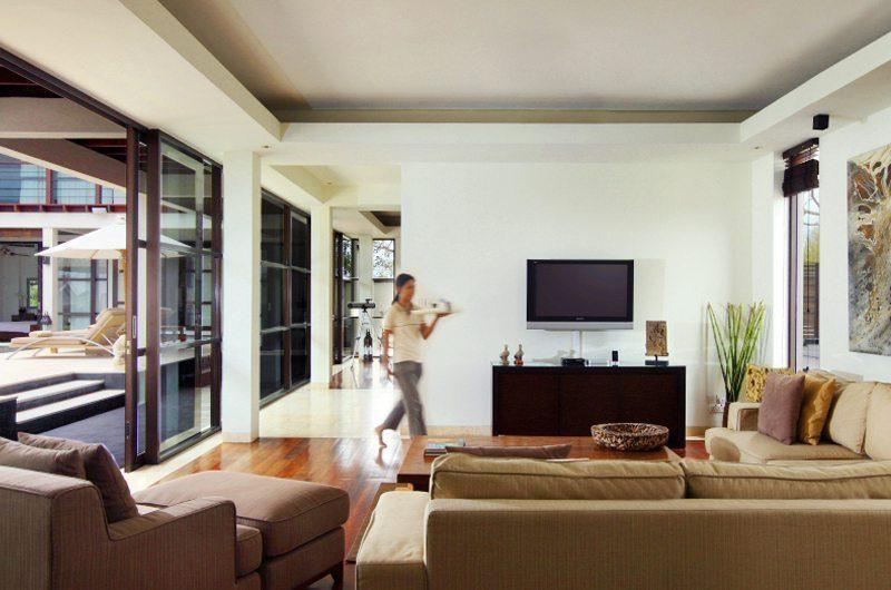Villa Adenium Living Room I Jimbaran, Bali