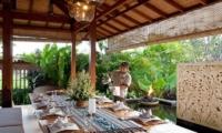 Villa Amy Dining Pavilion | Canggu, Bali