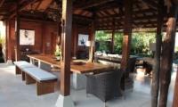 Villa Amy Dining Area | Canggu, Bali