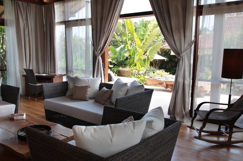 Villa Amy Master Bedroom Living Area | Canggu, Bali
