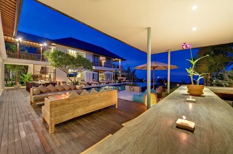Villa Asada Outdoor Seating Area | Candidasa, Bali