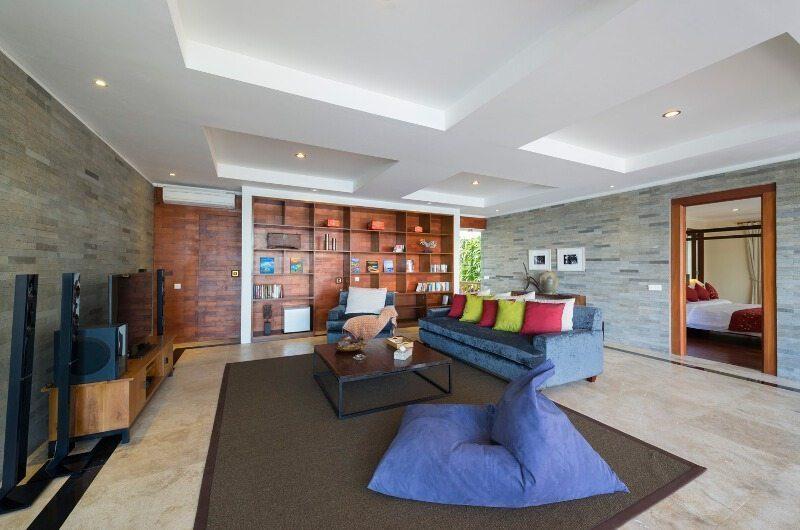 Villa Asada Lounge Room | Candidasa, Bali