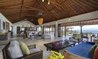 Villa Asada Living Area | Candidasa, Bali