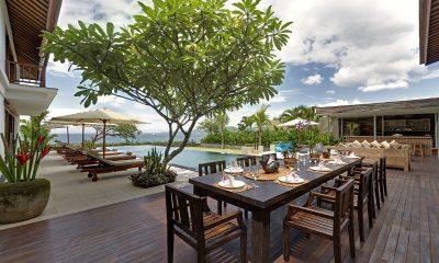 Villa Asada Outdoor Dining | Candidasa, Bali
