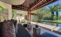 Villa Bendega Nui Bale over Pond | Canggu, Bali