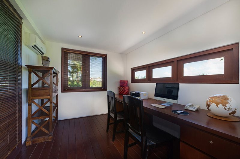 Villa Bendega Nui Study Room | Canggu, Bali