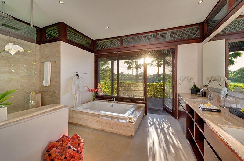 Villa Bendega Nui Bedroom with View   Canggu, Bali
