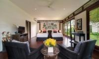 Villa Bendega Nui Twin Bedroom   Canggu, Bali