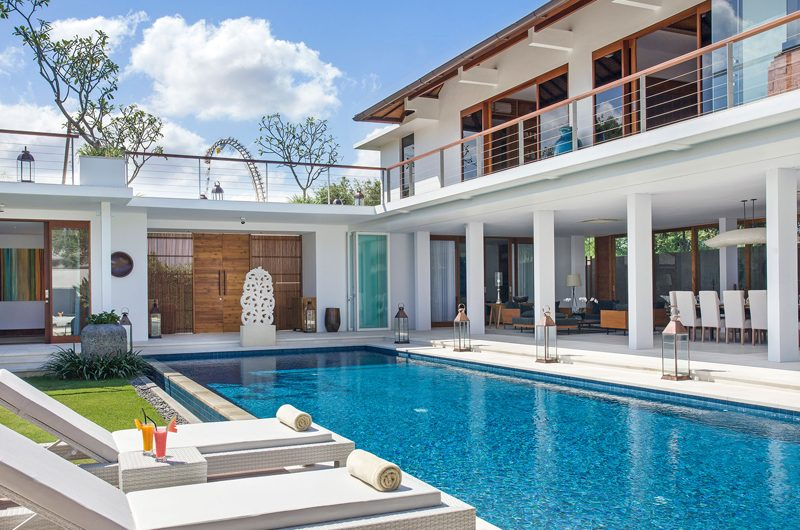 Villa Cendrawasih Swimming Pool   Petitenget, Bali