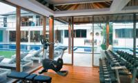 Villa Cendrawasih Gym   Petitenget, Bali