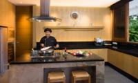 Villa Cendrawasih Kitchen   Petitenget, Bali