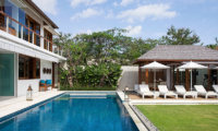 Villa Cendrawasih Pool Side   Petitenget, Bali