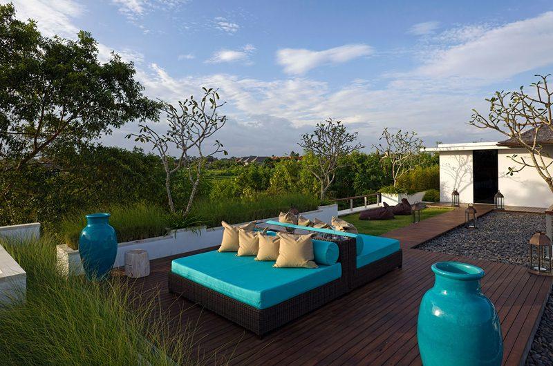 Villa Cendrawasih Outdoor Lounge   Petitenget, Bali