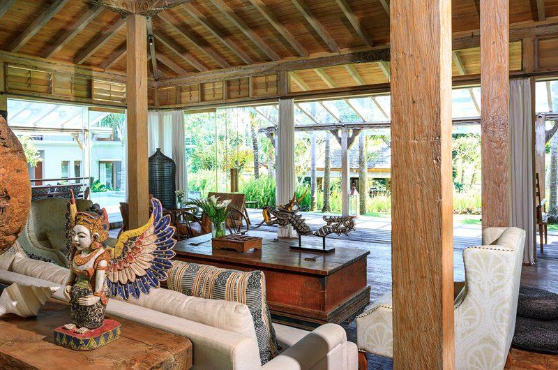 Villa Hansa Indoor Living Area   Canggu, Bali