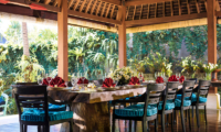 Villa Hansa Dining Area   Canggu, Bali