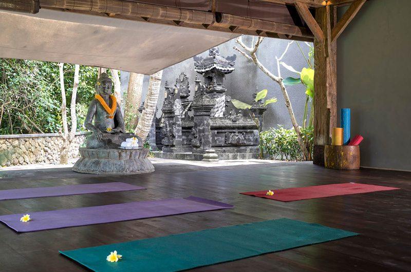 Villa Hansa Yoga Room   Canggu, Bali