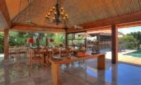 Villa Indah Manis Dining Pavilion | Uluwatu, Bali