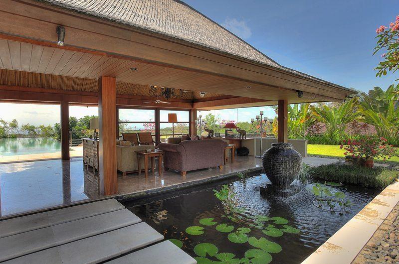 Villa Indah Manis Living Pavilion | Uluwatu, Bali