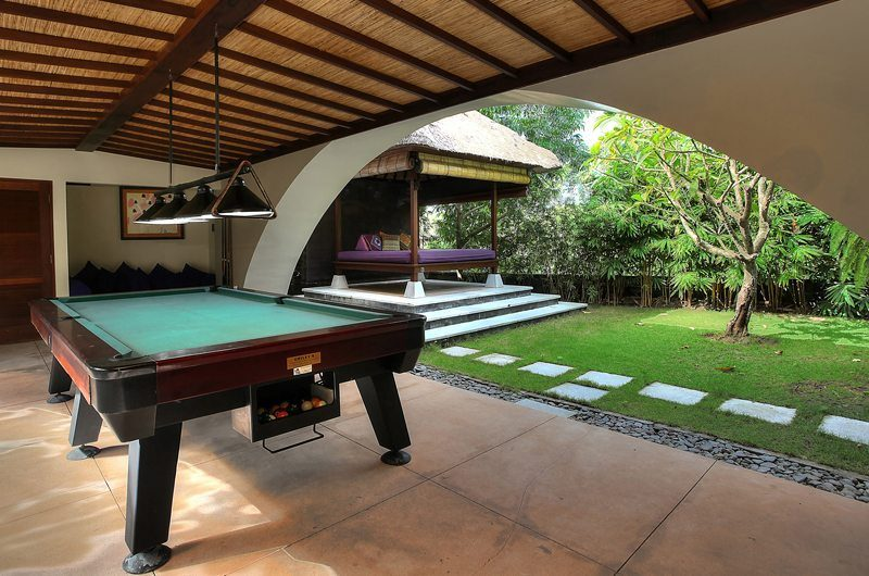 Villa Indah Manis Pool Table | Uluwatu, Bali