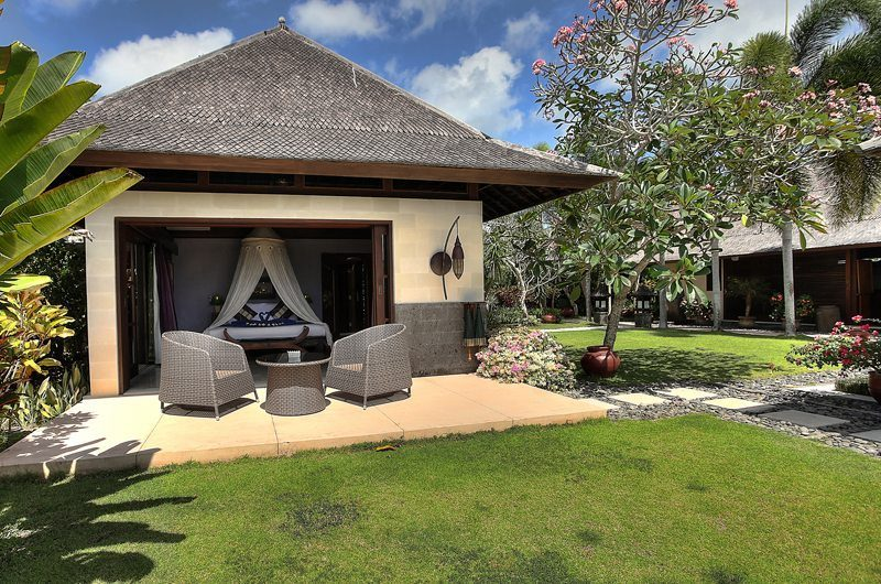 Villa Indah Manis Bedroom View | Uluwatu, Bali