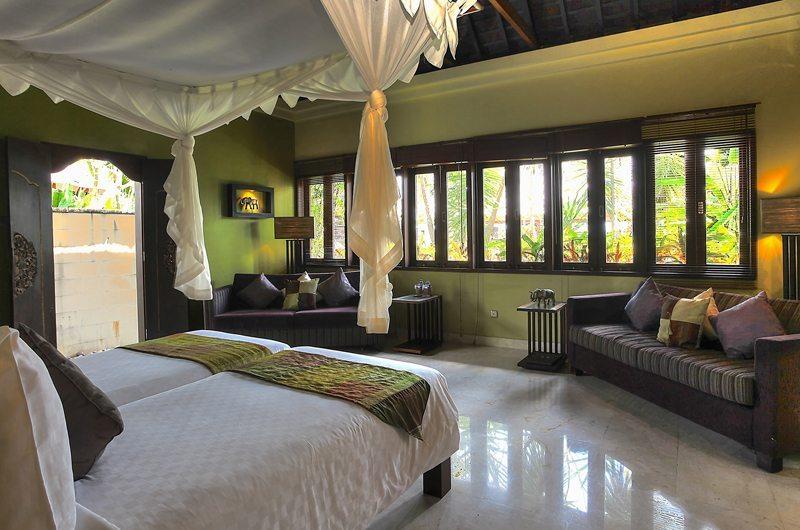 Villa Indah Manis Twin Bedroom   Uluwatu, Bali