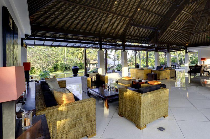 Villa Kailasha Open Plan Living Area I Tabanan, Bali