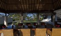 Villa Kailasha Dining Room I Tabanan, Bali