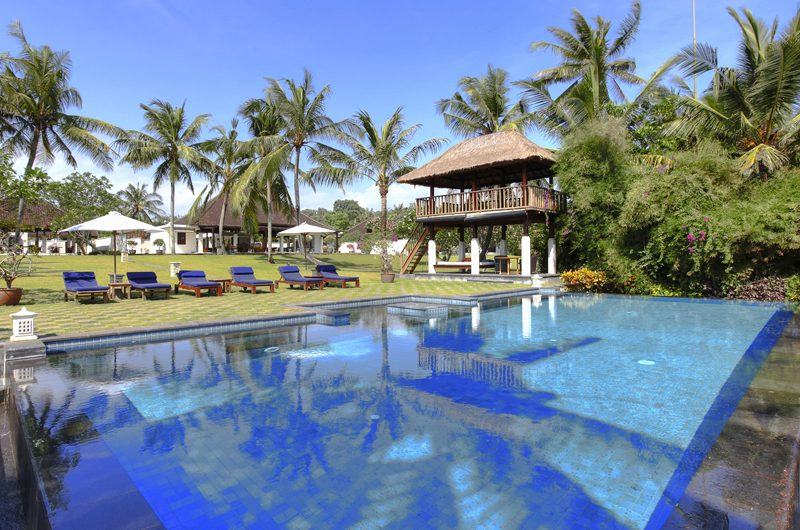 Villa Kailasha Swimming Pool | Tabanan, Bali