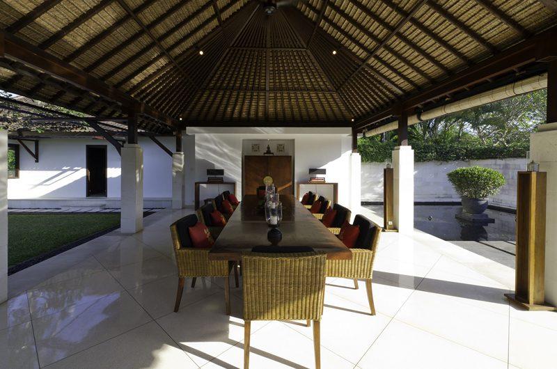 Villa Kailasha Dining Area | Tabanan, Bali