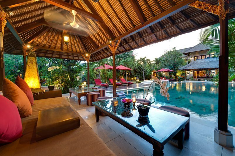 Villa Kalimaya Open Plan Living Area | Seminyak, Bali