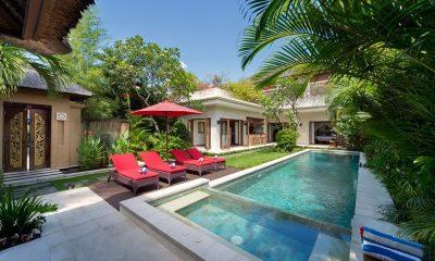 Villa Kalimaya Sun Beds | Seminyak, Bali
