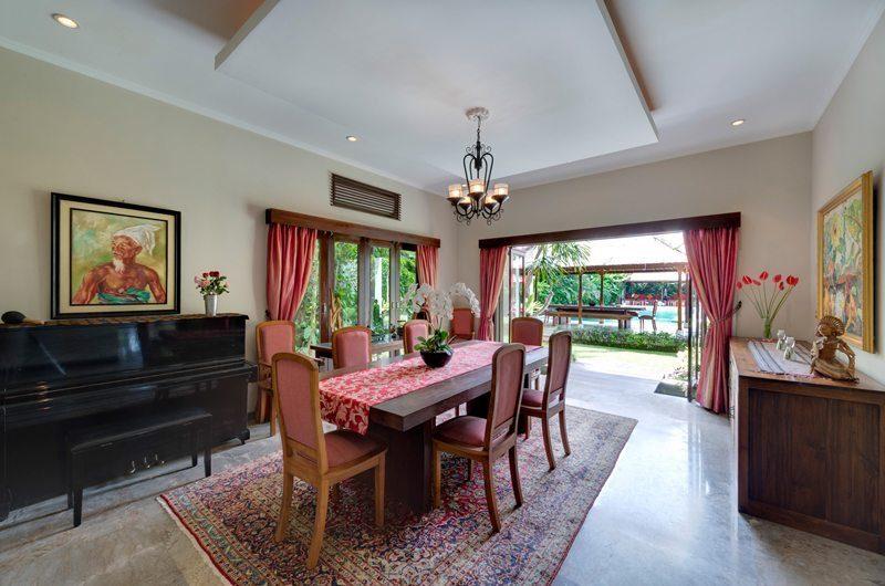 Villa Kalimaya Dining Area | Seminyak, Bali