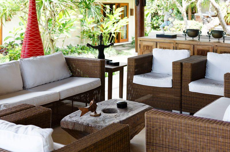 Villa Maridadi Living Area | Seseh, Bali